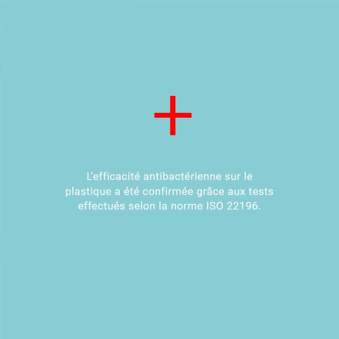 ISO Certifié texte