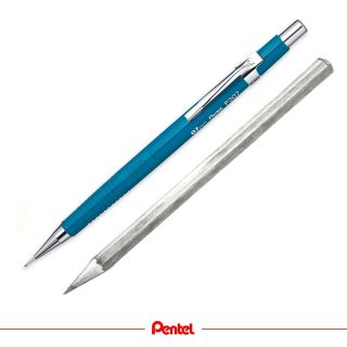 Evolution of pens...⁣ Did you know that Pentel has a wide range of mechanical pencils? This one has been available since the early 1980s. ⁣ Product: mechanical pencil P207-C 0.7 mm⁣ ⁣ #pentel #pentel_eu #pentelarts #mechanicalpencil #pencil #schreibwaren #druckbleistift #bleistiftzeichnung #drawing #pencildrawing #mechanicalpencilart #drawing_pencil